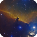 Horsehead Nebula - Hyperstar 4 First Light,                                Samara