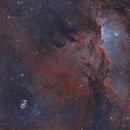 NGC 6188 & NGC 6164,                                Gary Plummer