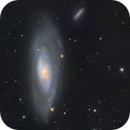 M106 and NGC 4217,                                Tristan Campbell