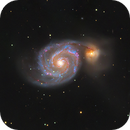 M51 (Whirlpool Galaxy),                                ashley