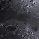 Cratera Plato (Lua) 19-07-2021,                                Wagner