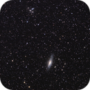 Galaxies in Pegasus - Deer Lick Group and Stephans Quintett,                                Ludger Solbach