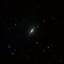 M104 Sombrero Galaxy,                                David Stevenson