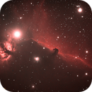 The Horsehead Nebula,                                Matt Harbison