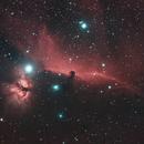 NGC 2023 Horsehead Nebula,                                Tony Kriz