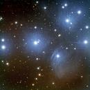 The Pleiades in LRGB (Kepler 4040),                                Richard Francis