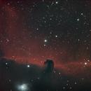 Horsehead Nebula - 2016/02/07,                                Chappel Astro