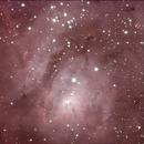 Lagoon Nebula,                                  Robin Clark - EAA...