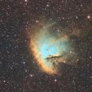 Pacman nebula,                                julianr