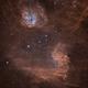 IC405 RedCat51 Narrowband SHO,                                TimothyTim