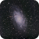 M33 (NBRGB and NB),                                JDJ