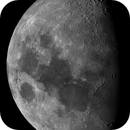140-megapixel Moon,                                Astronominsk