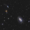 NGC 4725 & Friends,                                Bernhard Zimmermann