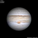 Jupiter. July 26, 2019,                                  FernandoSilvaCorrea