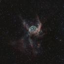 NGC 2359 NBRGB,                                Eric Cauble