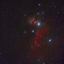 NGC2024 - IC434,                                Tomás