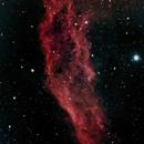 California Nebula,                                James R Potts
