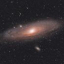 M31 - Spacecat51 First Light,                                Itto Ogami