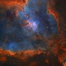 The Heart Nebula IC 1805,                                Erik Pirtala