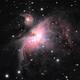 Orion Nebula,                                Ryan Smith