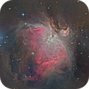 Orion Nebula,                                Geoff