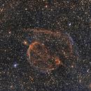 Sh2-224 Nebula Supernova Remnant (HST),                                Marco Stra