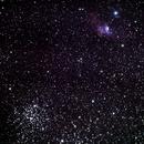 NGC7635 La bulle et M52,                                PascalB