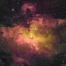 M16 - Eagle Nebula,                                Bruce Rohrlach
