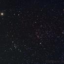 NGC1817 and NGC1807,                                Matt Jenkins