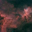 IC1805 - NGC896 - Heart nebula,                                Dagolaf