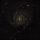 M101 Initial test shots,                                George Weaver