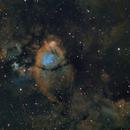 IC1795 HaO3S2 Hubble Palette,                                Станция Албирео