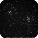Double Cluster NGC 884 & 869,                                Bruce Donzanti