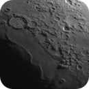 Moon 17.04.2021. Mare Serenitatis with craters Posidonius, Chacornac, Le Monnier, Römer and others.,                                Sergei Sankov