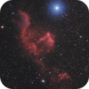 IC 59 and IC 63 in Cassiopeia,                                Henrique Silva
