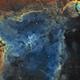 Ic1805-nébuleuse du coeur SHO,                                astromat89