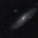 M31 Andromedagalaxie,                    Matthias Steiner