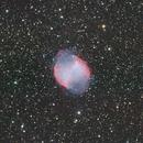 Dumbbell Nebula,                    Stan Noble