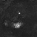 M20 M8 / Trifid- und Langunenbel ,                                alphaastro (Rüdiger)