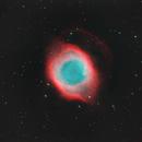 Helix nebula - NGC 7293,                                Steve de Lisle