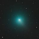 Comet 46p/Wirtanen LRGB,                                Ezequiel