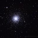 Messier 3 - Globular Cluster in Canes Venatici,                                Gustavo Sánchez