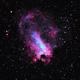 Omega Nebula,                                orionhunter