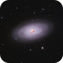 The Black Eye Galaxy m64,                                Hunter Harling