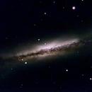 NGC 3628  535 5sec Subs,                                TSquasar