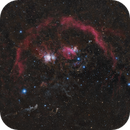 Orion Complex - reprocessed mosaic,                                Jeff