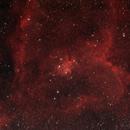 The Heart Nebula in RGB,                                Joe