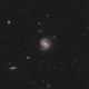 NGC 4312,                                John Travis