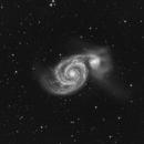 M51 Whirlpool Galaxy,                                Stan Smith