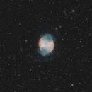 M27 - The Dumbbell Nebula,                                Julien Lana